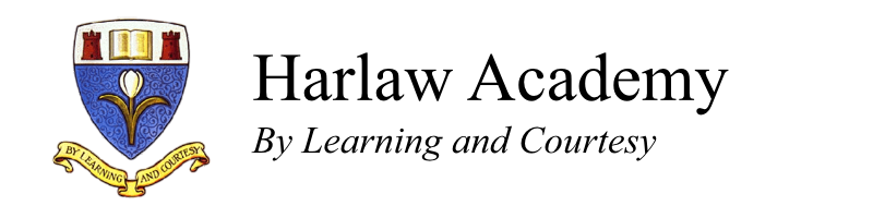 Harlaw Academy - By Learning and Courtesy